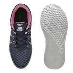 Tênis Nid Feet Nylon Feminino - Marinho/Rosa