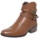 Bota Mega Boots Cano Curto 1333 Whisk