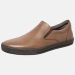 Sapatênis Iate Em Couro Mega Boots 15036 D.Leite