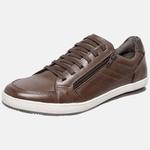 Sapatenis Masculino em Couro Mega Boots 15046 Chocolate-Café