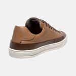 Sapatênis Sonata Em Couro Mega Boots 15065 D.Leite-Chocolate