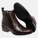 Bota Country Mega Boots em Couro Legitimo - Café - 1342