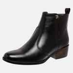 Bota Country Mega Boots em Couro Legitimo - Preto - 1342
