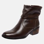 Bota Country Mega Boots em Couro Legitimo - Café - 1345
