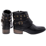 Bota Country Mega Boots 1323 Preto
