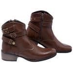 Bota Country Mega Boots 1326 Chocolate