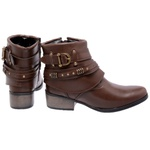 Bota Country Mega Boots 1327 Chocolate