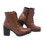 Bota Tratorada Mega Boots 1407 Caramelo