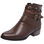Bota Country Mega Boots 1328 Chocolate