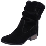 Bota Country Mega Boots 1330 Bonete Preto