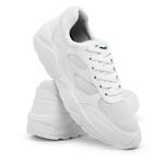 Tênis Esportivo Masculino Branco 510