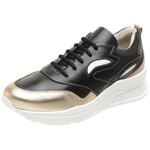 Tênis Dad Sneakers Ref 3700 Couro Legítimo