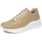 Tênis Dad Sneakers Couro Legítimo