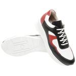 Tênis Dad Sneakers Ref 3702 Couro Legítimo