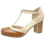 Sapato Estilo Boneca Couro Legítimo