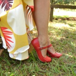 Sapato Mary Jane Ref 3198 Couro Legítimo
