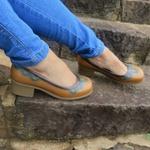 Sapato Comfort Couro Legítimo