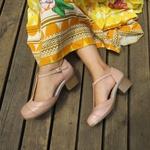 Sapato Maya Comfort Ref 2803 Couro Legítimo