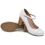 Sapato Boneca Ref 3192 Couro Legítimo