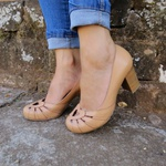 Sapato Couro Legítimo