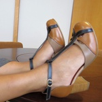 Sapato Boneca Ref 3188 Couro Legítimo