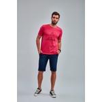 Camiseta Masculina Guilherme Soul Vermelha 581827