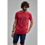 Camiseta Masculina Guilherme Soul Vermelha 581838