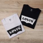 Camiseta Levis Branca LB001-0222