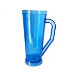 Caneca Long Azul Aberto 400 ml - Caixa com 50 unidades