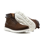 Bota Masculina Quebec New Camp Nobuck