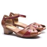 Sapato Feminino Quebec Retrô Rebeca