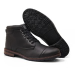 Bota Masculina Quebec Hill Black