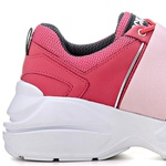 Tênis Chunky Rock Fit Thunder Pink