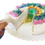 Fatiador de bolo triangular