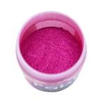 Pó para Decoração Rosa Cereja Fab 3g