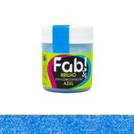 Brilho para Decoração Azul Fab 3g