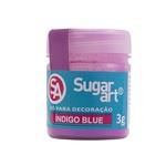 Pó para Decoração Indigo Blue Sugar Art 3g