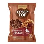 Gotas Chips Forneáveis Ao Leite Cobertop 1,010kg