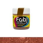 Pó para Decoração Acobreado Fab 3g