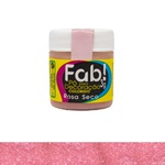 Pó para Decoração Rosa Seco Fab 3g