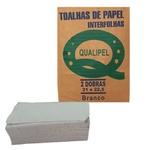 Papel Interfolha Qualipel 20x22,5cm c/1000 folhas