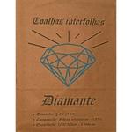 Papel Interfolha Diamante 20x21cm c/1000 folhas