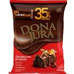 Chocolate em Pó Solúvel 35% Donajura 1,005kg Sem Lactose