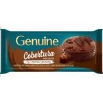 Chocolate Fracionado Genuine Ao Leite 1kg Barra