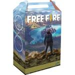 Kit Só Um Bolinho Free Fire 89 peças Festcolor