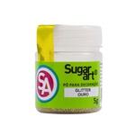 Glitter Ouro 5g Sugar Art