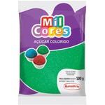 Açúcar Colorido Verde 500g Mavalério