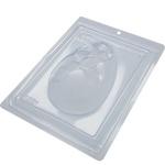 Ovo 350g Origami BWB COD:10134 Forma De Chocolate Acetato com Silicone Especial (3 Partes)