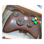 Kit Forma Chocolate Controle Videogame- 1 Forma 3 Partes Controle xBox + 3 formas simples