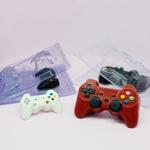 Kit Forma Fácil Controle Playstation (1 forma P e 1 forma G) + 2 Forma Simples (Mini Controle + Alfabeto)
